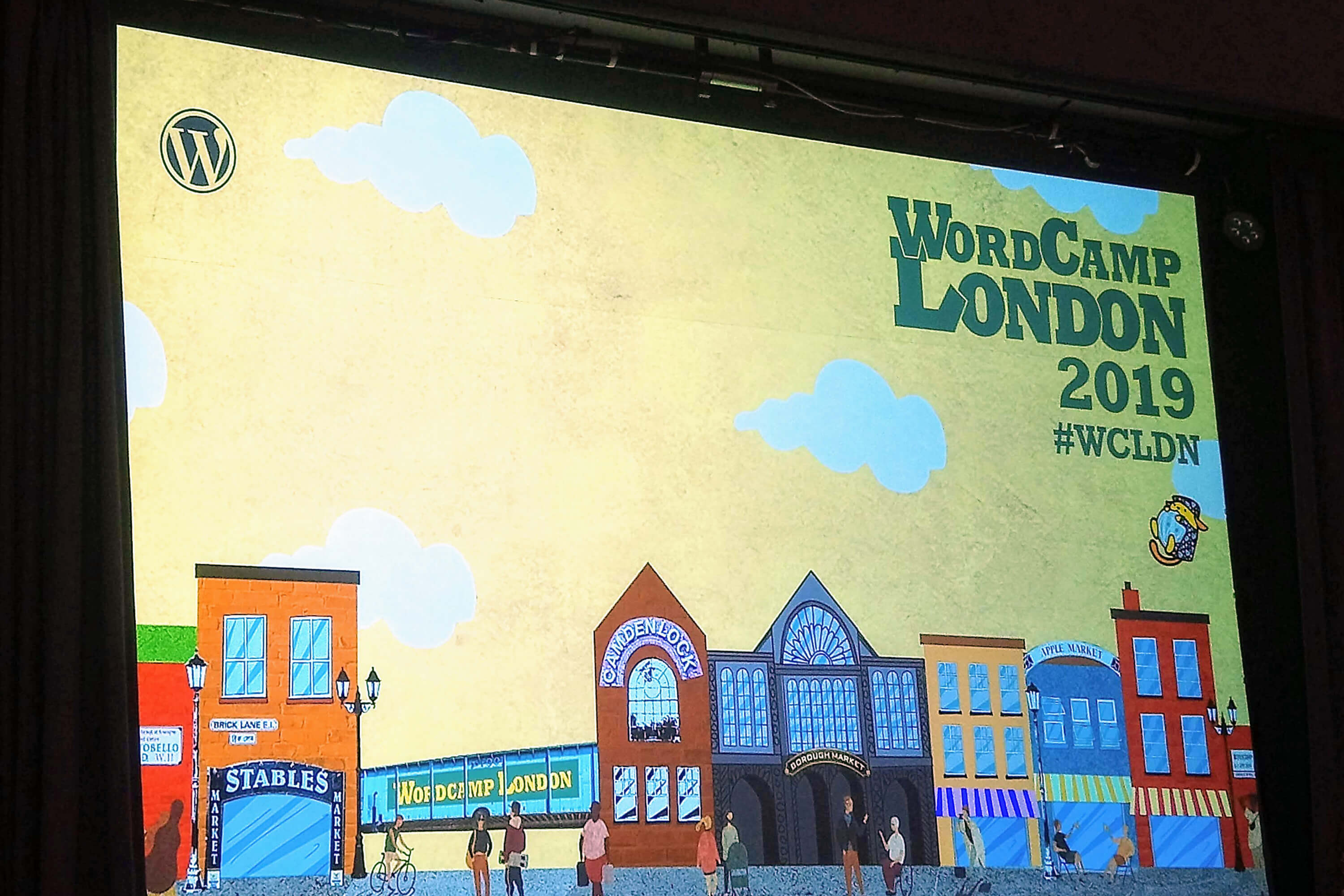 Fellowship attend Wordcamp London 2019