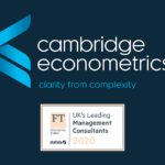 Cambridge Econometrics named as one of UK's leading management consultancies by FT