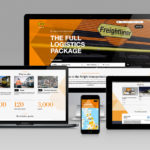 We launch our three new websites for G&W UK / Europe