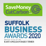 SaveMoneyCutCarbon wins 'One to Watch' at Suffolk Business Awards