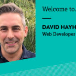 Another new web developer joins us